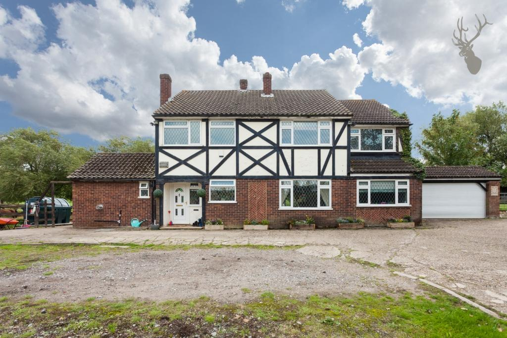 4 Bedrooms House for sale in Waltham Road, Nazeing, EN9