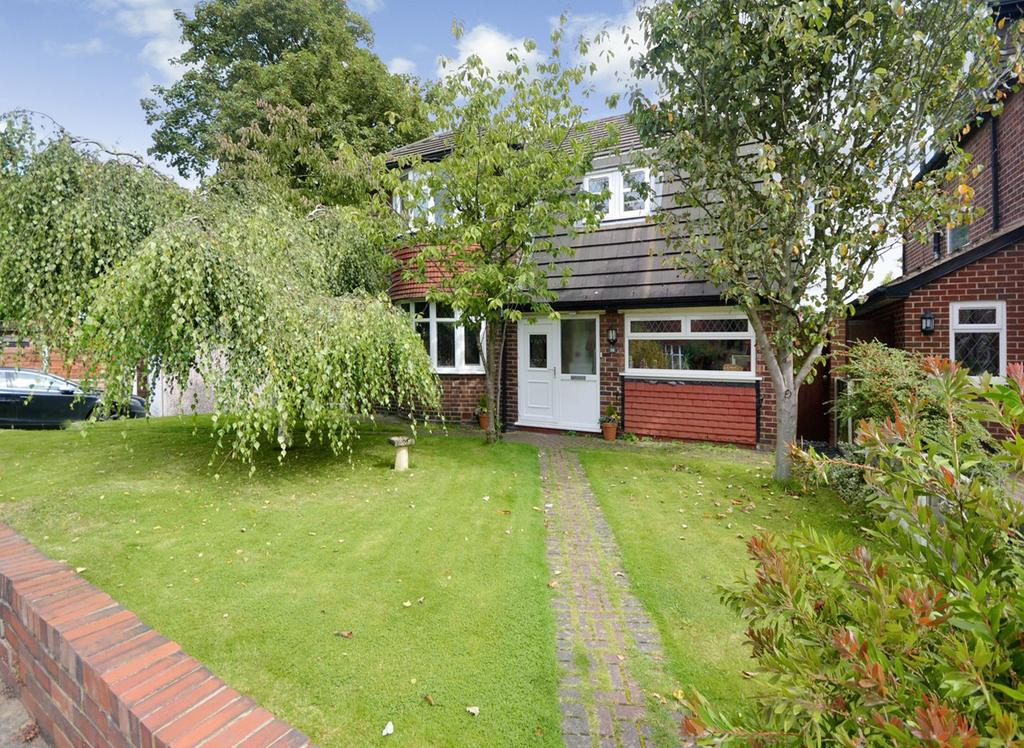 4 Bedrooms Detached House for sale in Chadvil Road, Cheadle