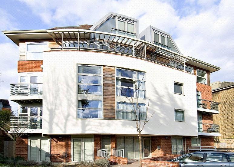 2 Bedrooms Flat for sale in Grosvenor Hill, Wimbledon Village, London, SW19