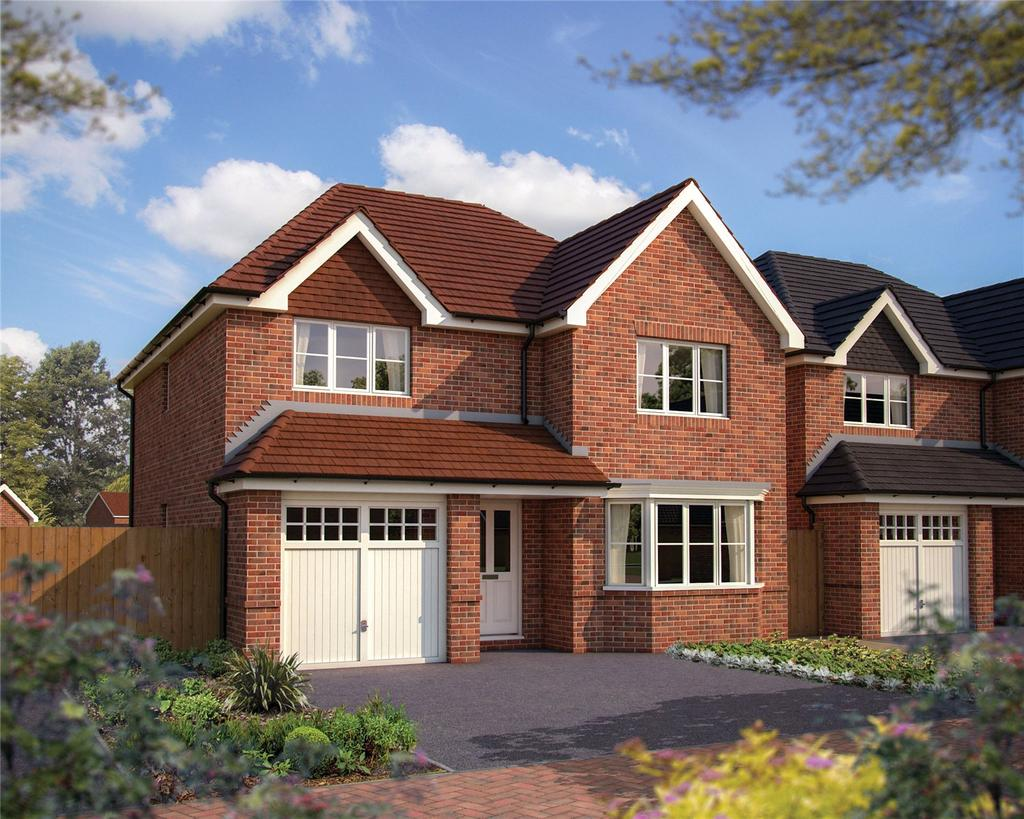 4 Bedrooms Detached House for sale in Hyde End Road, Shinfield, Berkshire, RG2