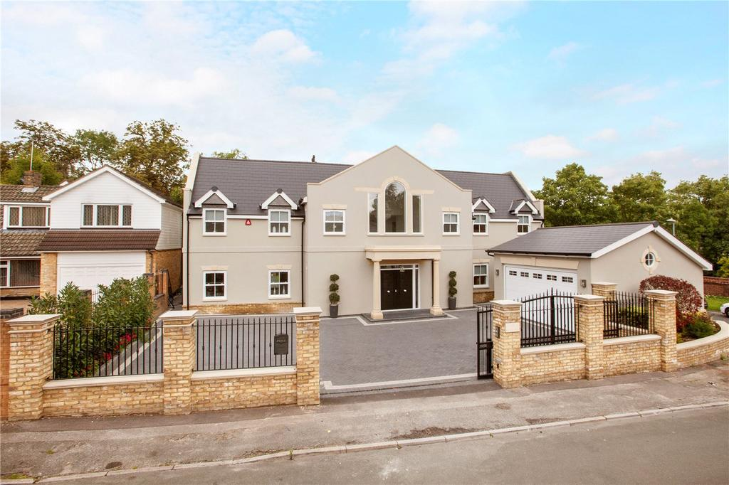 7 Bedrooms Detached House for sale in Ripley View, Loughton, Essex, IG10