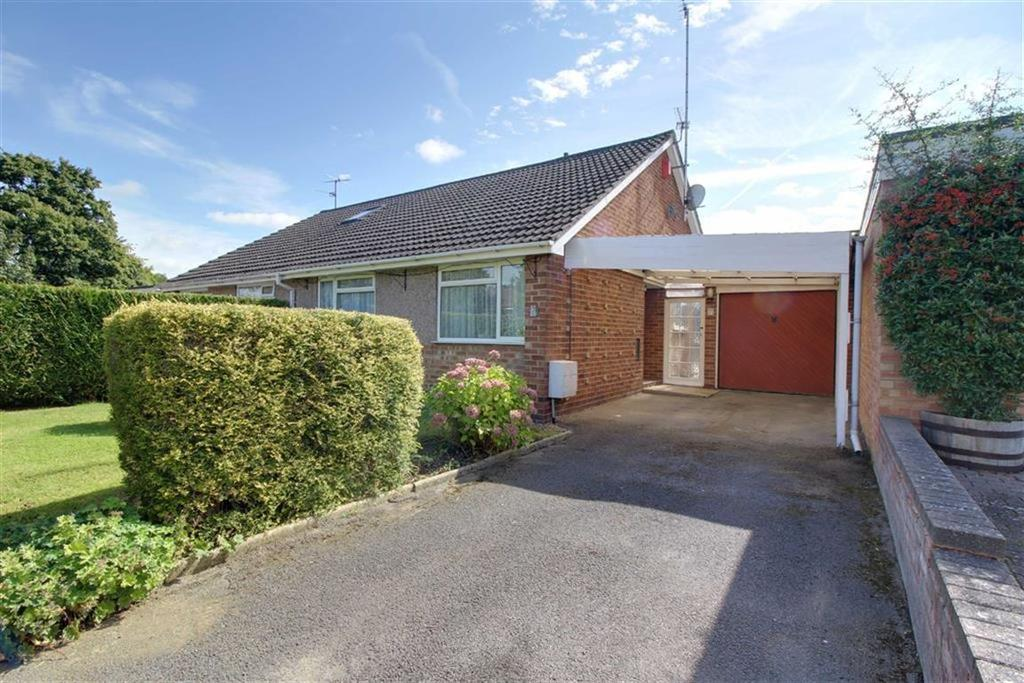 2 Bedrooms Semi Detached Bungalow for sale in Colwyn Drive, Cheltenham, Gloucestershire