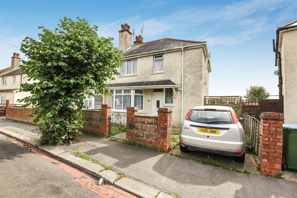 3 Bedrooms Semi Detached House for sale in Hampshire Avenue, Bognor Regis