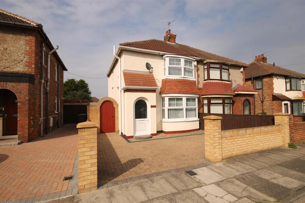 3 Bedrooms Semi Detached House for sale in Amberton Road, Hartlepool