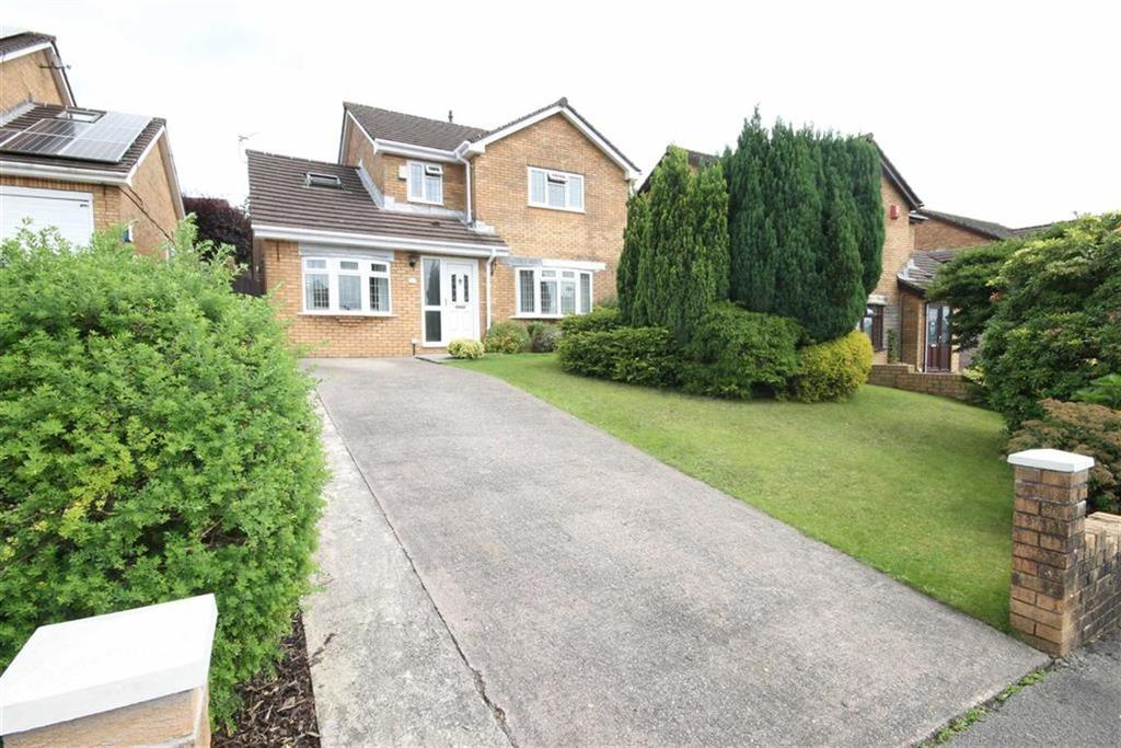 3 Bedrooms Detached House for sale in Cae Caradog, Caerphilly, CF83