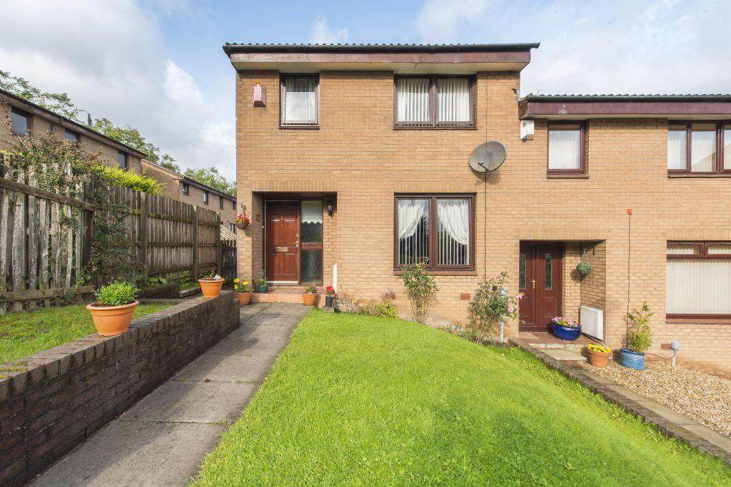 3 Bedrooms End Of Terrace House for sale in 1 Limeside Gardens, Rutherglen, Glasgow, G73 3SF