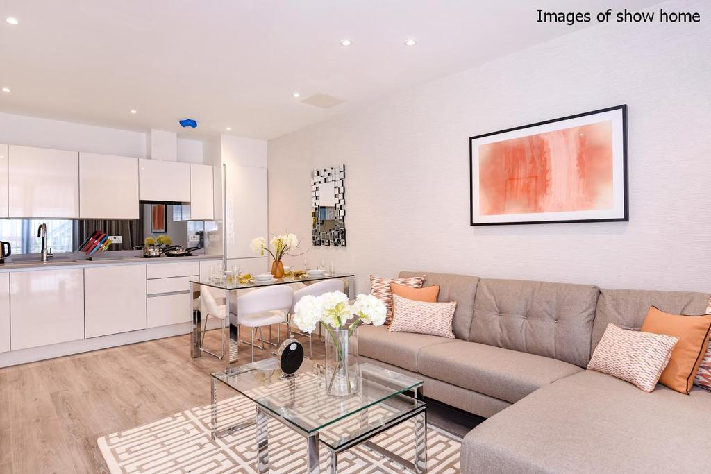1 Bedroom Flat for sale in Woodside Apartments, Canning Crescent, Wood Green