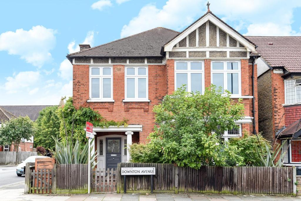 2 Bedrooms Flat for sale in Downton Avenue, Streatham Hill