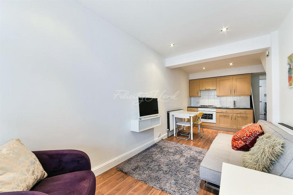 1 Bedroom Flat for sale in Coborn Road, E3
