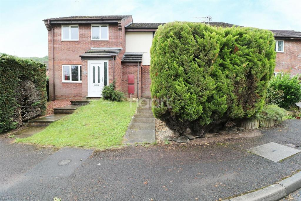 3 Bedrooms End Of Terrace House for sale in Monmouth