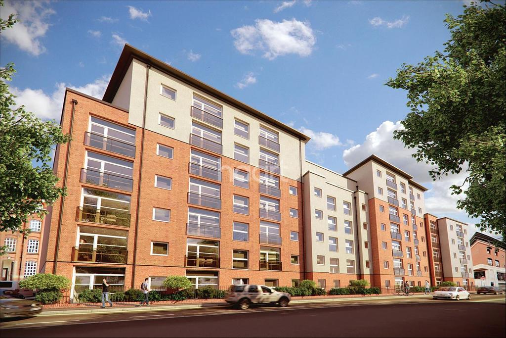 Studio Flat for sale in Aria, Leicester