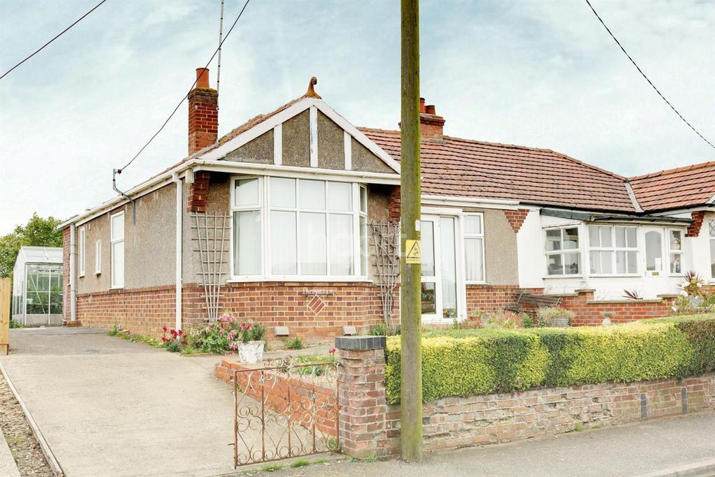 3 Bedrooms Bungalow for sale in Roman Bank, Leverington