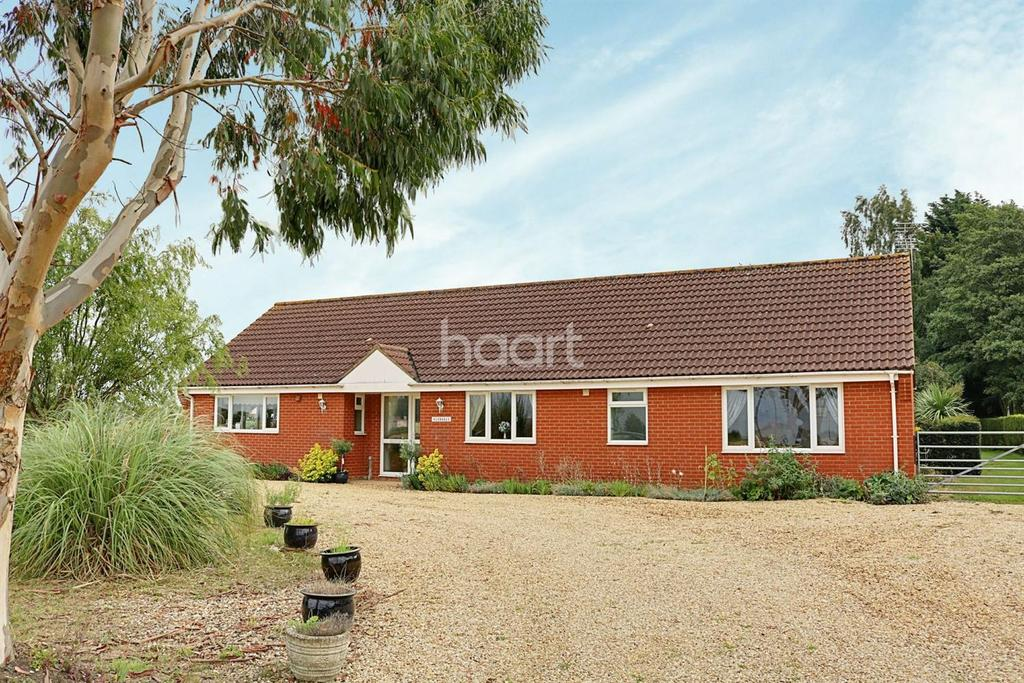 3 Bedrooms Bungalow for sale in Hurn Drove, Welney