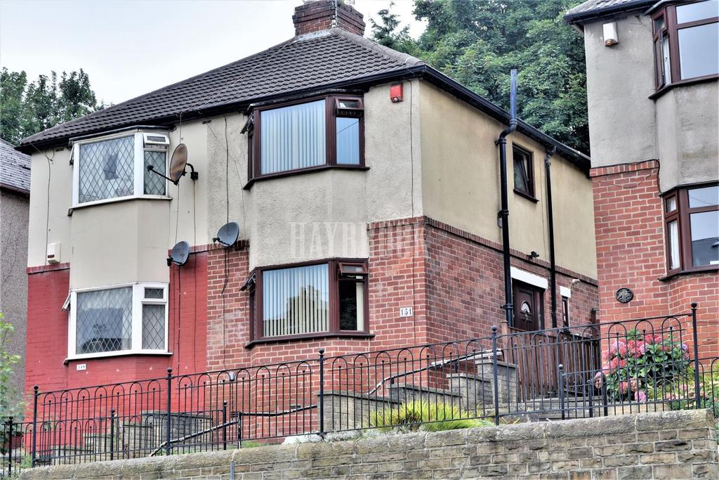 3 Bedrooms Semi Detached House for sale in Firth Park Road, Firth Park