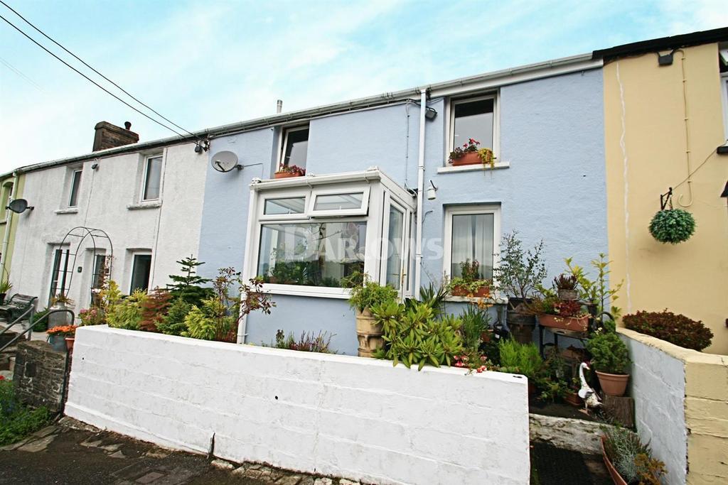 2 Bedrooms Terraced House for sale in Pantypwdyn Road, Abertillery, Gwent