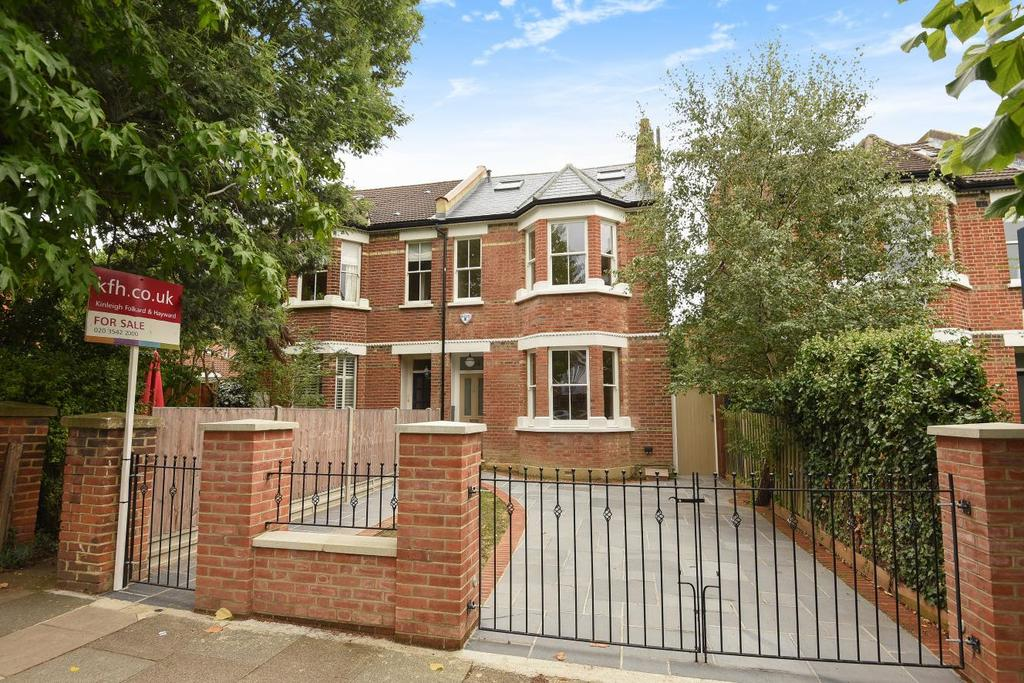 5 Bedrooms Semi Detached House for sale in Durham Road, West Wimbledon