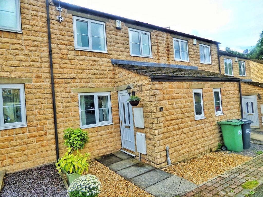 2 Bedrooms Terraced House for sale in Beechtree Court, Ashbrow, Huddersfield, West Yorkshire, HD2