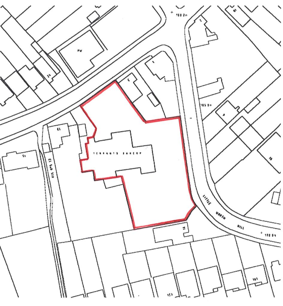 Plot Commercial for sale in Tennants Bakery Site, 13 Wood Lane, Hednesford, WS12 1BW (For Sale by Auction Monday 25th September 2017)