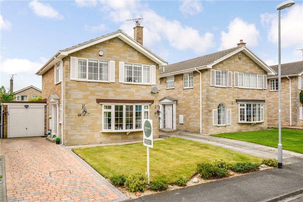 3 Bedrooms Detached House for sale in Badgerwood Glade, Wetherby, West Yorkshire