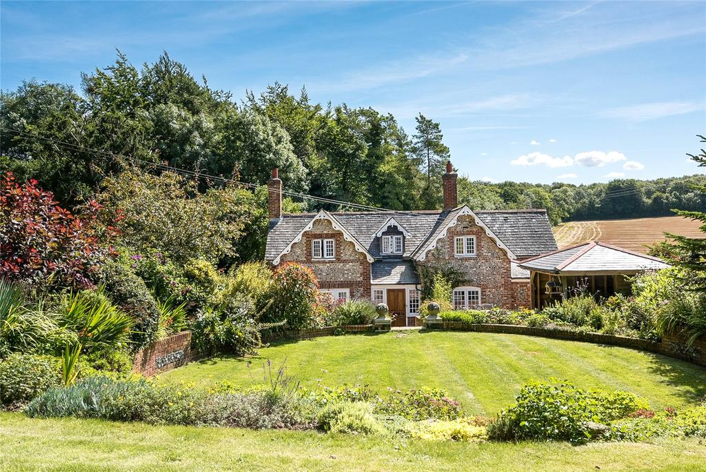 6 Bedrooms House for sale in Owslebury, Hampshire, SO21