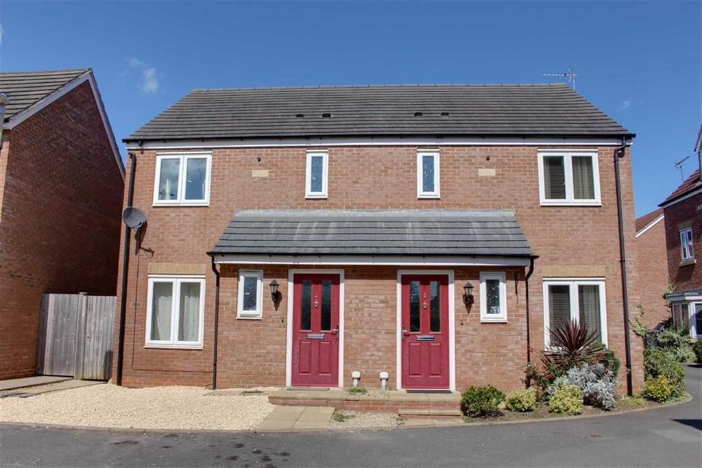 3 Bedrooms Semi Detached House for sale in Greenways, Barnwood, Gloucestershire