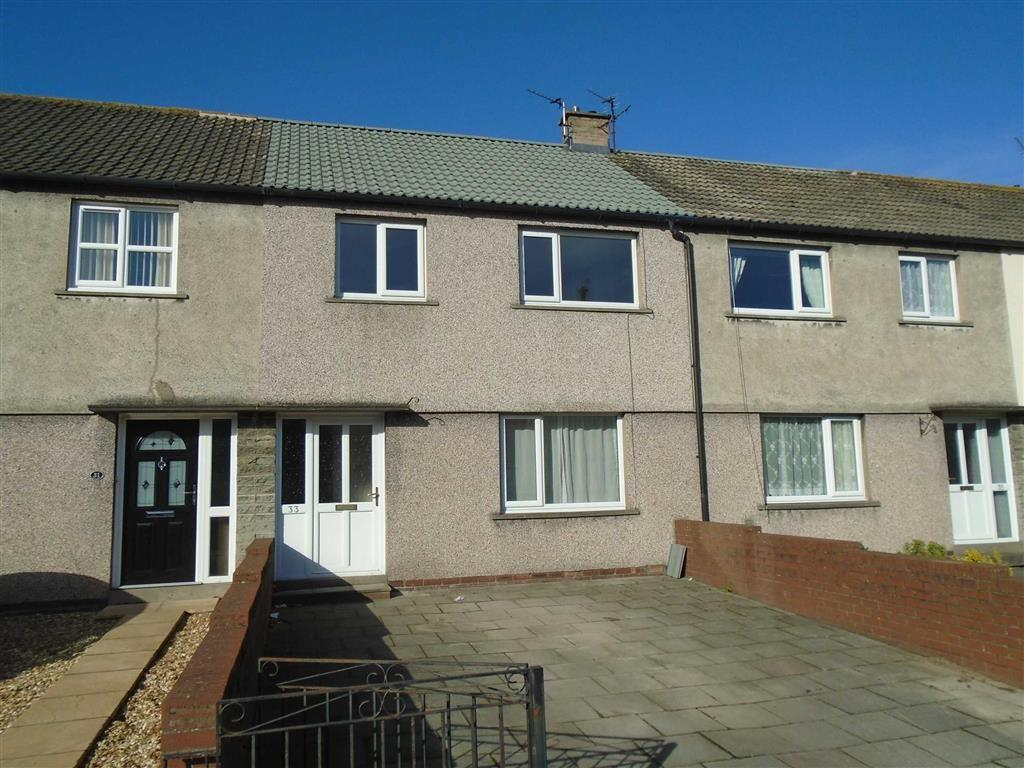 3 Bedrooms Terraced House for sale in Park Road, Wigton, Cumbria