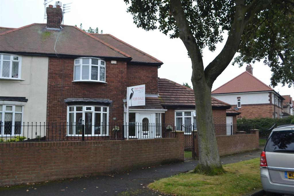 3 Bedrooms Semi Detached House for sale in Nawton Avenue, Monkwearmouth, Sunderland