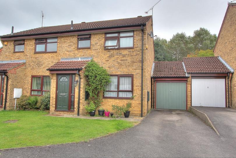 3 Bedrooms Semi Detached House for sale in Thirlstane Firs, Valley Park, Chandlers Ford