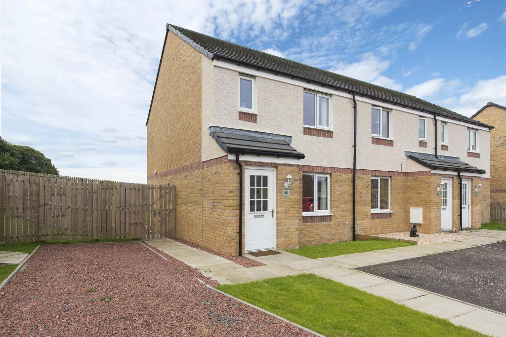 3 Bedrooms End Of Terrace House for sale in 66 Collie Wynd, Cambuslang, Glasgow, G72 6WF