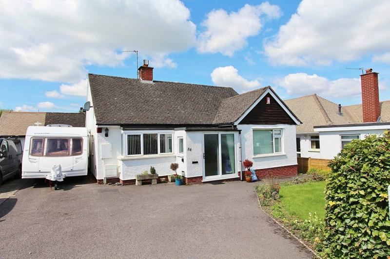 2 Bedrooms Detached Bungalow for sale in Oakfield Road, Keynsham, Bristol