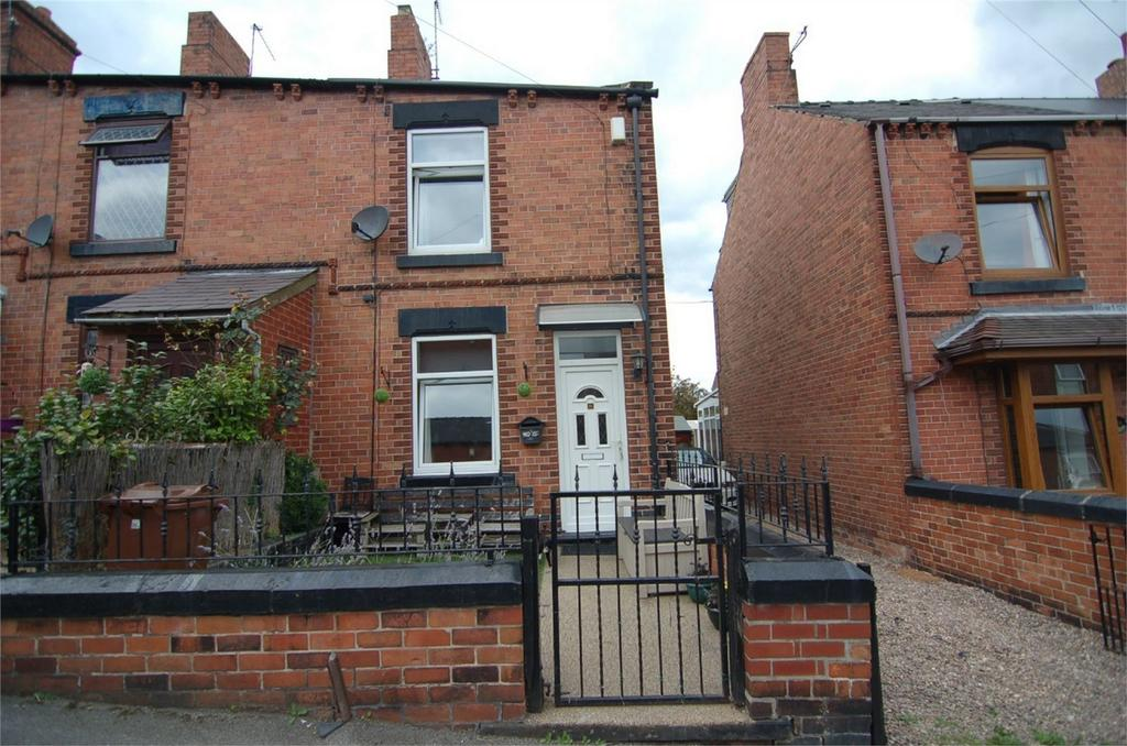2 Bedrooms Terraced House for sale in Myrtle Road, Wombwell, BARNSLEY, South Yorkshire