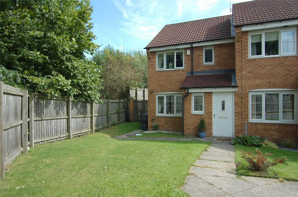 3 Bedrooms Terraced House for sale in Kingfisher Drive, Wombwell, BARNSLEY, South Yorkshire