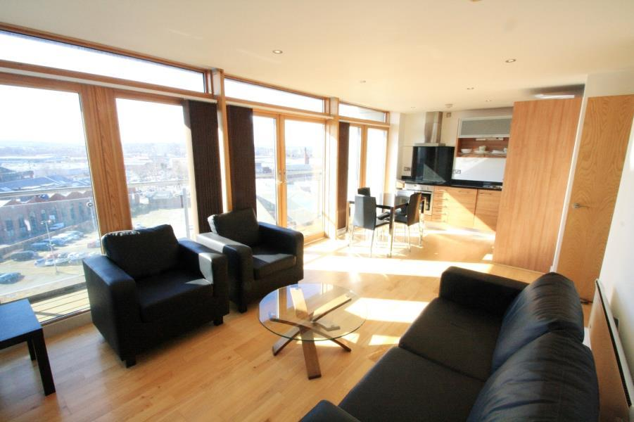2 Bedrooms Apartment Flat for sale in CLARENCE HOUSE, LEEDS DOCK, THE BOULEVARD, LS10 1LG