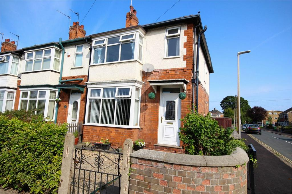 3 Bedrooms End Of Terrace House for sale in Northgate, Cottingham, East Riding of Yorkshire