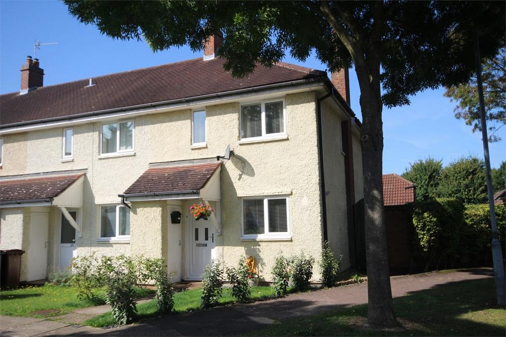 2 Bedrooms End Of Terrace House for sale in Alban Road, Letchworth, Hertfordshire