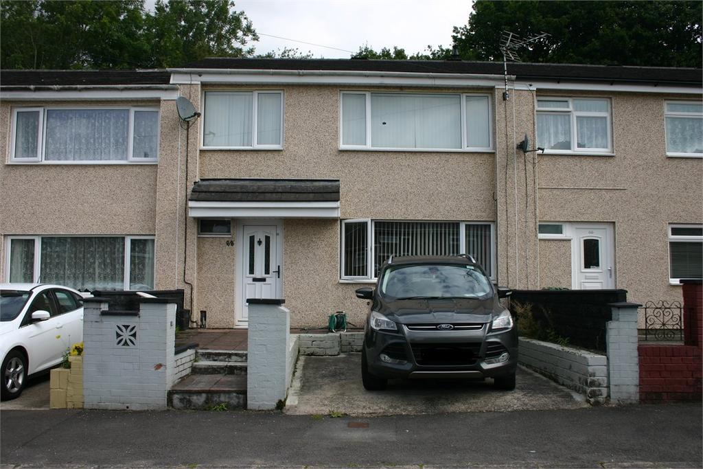 3 Bedrooms Terraced House for sale in 68 Morien Crescent, Rhydyfelin, Pontypridd, Rhondda, Cynon, Taff, CF37 5PS