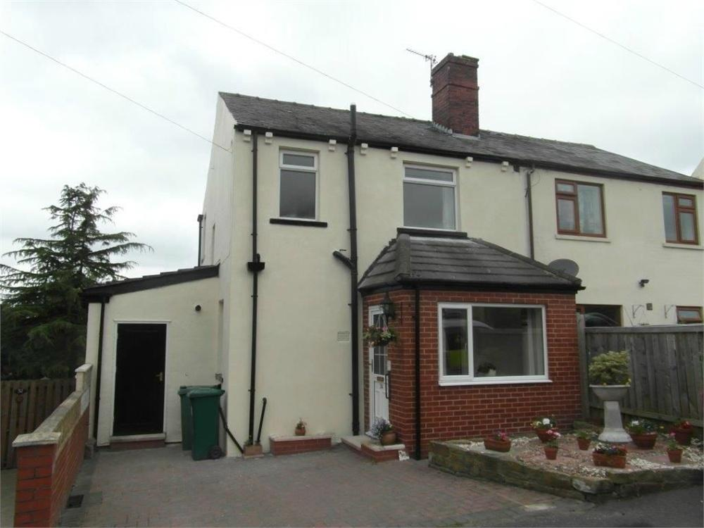 3 Bedrooms Semi Detached House for sale in Highfield Drive, Birstall, BATLEY, West Yorkshire