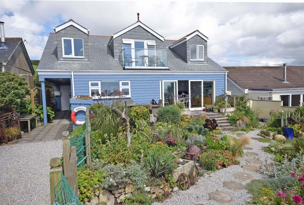 6 Bedrooms Detached House for sale in Praa Sands, Nr. Penzance, Cornwall, TR20