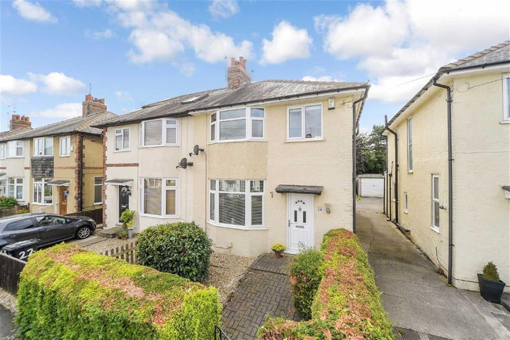 3 Bedrooms Semi Detached House for sale in Beech Road, Harrogate, North Yorkshire