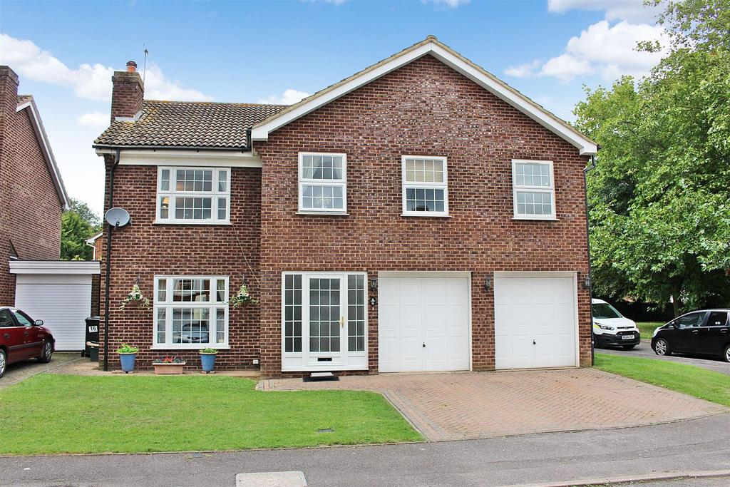 5 Bedrooms Detached House for sale in Southfield Way, St. Albans