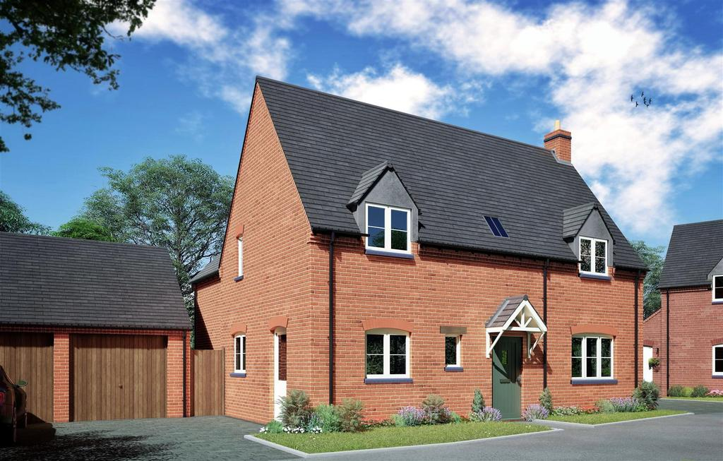 3 Bedrooms Detached House for sale in Hammond Mews, Cottesbrooke Road, Naseby