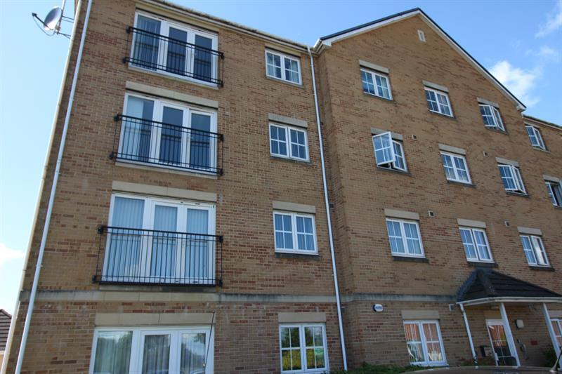 2 Bedrooms Flat for sale in Sword Hill, Caerphilly