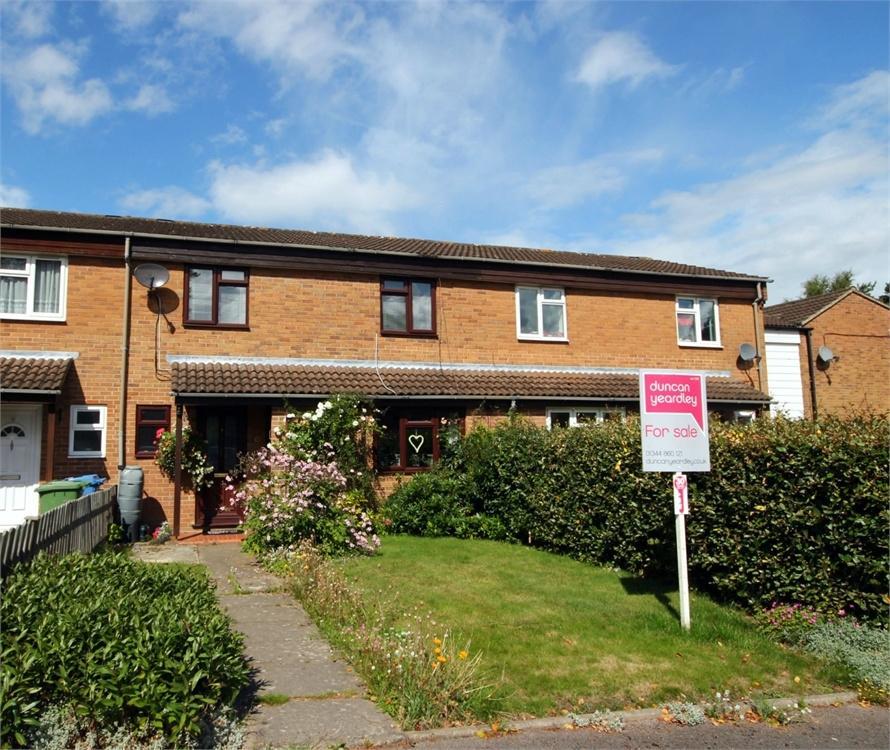 3 Bedrooms Terraced House for sale in Fencote, Bracknell, Berkshire