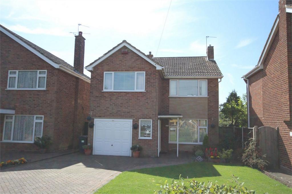 4 Bedrooms Detached House for sale in St Nicolas Park Drive, St Nicolas Park, NUNEATON, Warwickshire