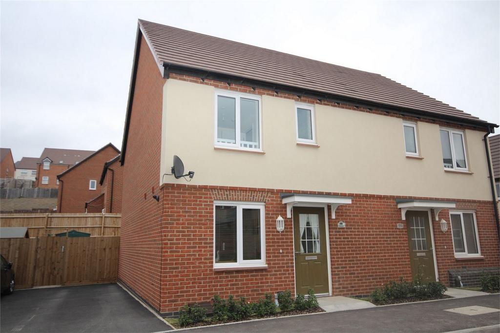 3 Bedrooms Semi Detached House for sale in Hazel Road, Nuneaton, Warwickshire