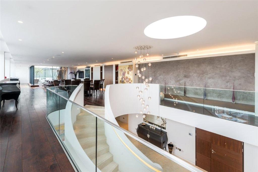 4 Bedrooms Penthouse Flat for sale in The View, Palace Street, Westminster, London, SW1E