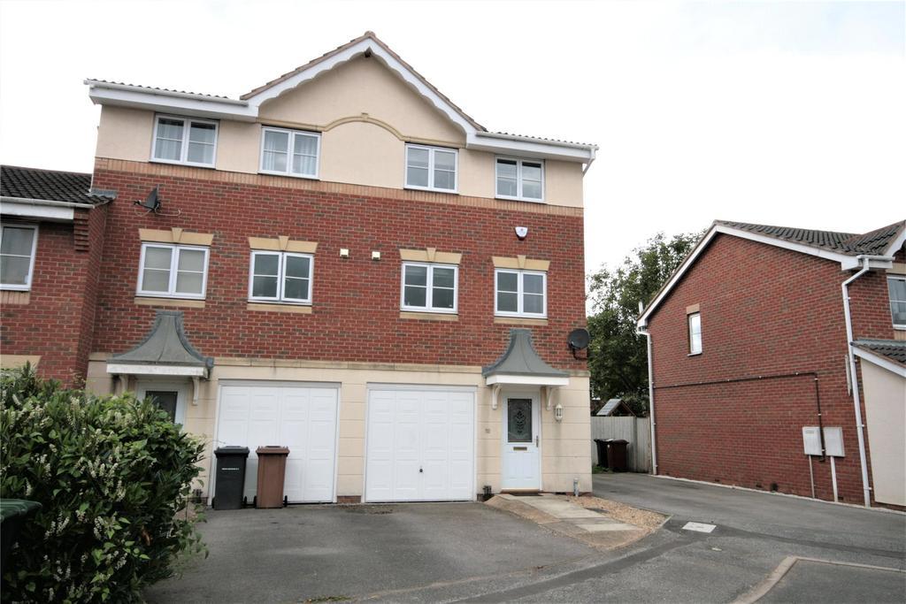 3 Bedrooms End Of Terrace House for sale in Watling Close, Bracebridge Heath, LN4