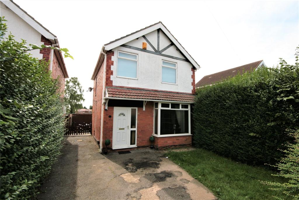 3 Bedrooms Detached House for sale in Skellingthorpe Road, Lincoln, LN6