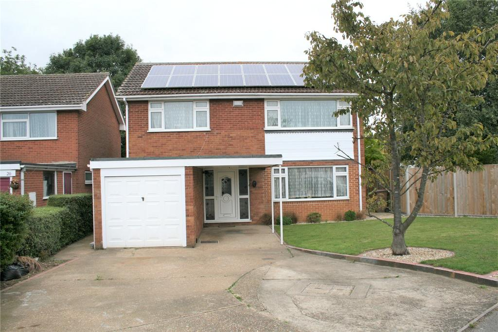 3 Bedrooms Detached House for sale in West Road, Ruskington, NG34