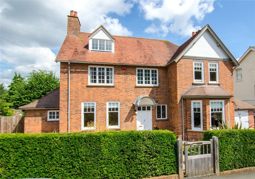 5 Bedrooms Detached House for sale in Malvern, Worcestershire